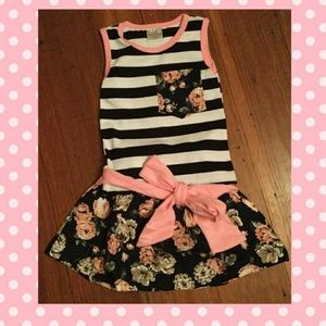 Other - 2pc tank top and skirt outfit
